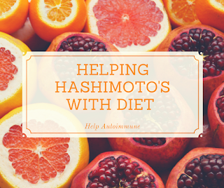 helping Hashimoto's with diet