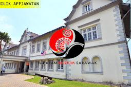 Jawatan Kosong kerajaan di Jabatan Muzium Sarawak Tahun 2019