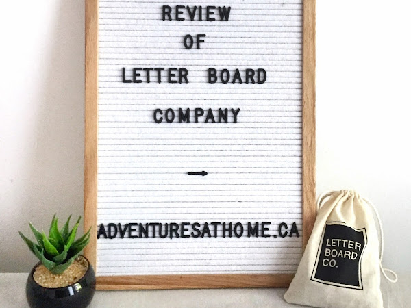 Review!- Letter Board Company