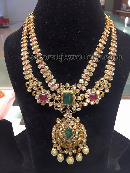 Pachi Long Set by Vitaldas Jewellers