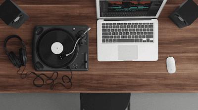 cara audio game dan bisa open mic saat laptop merekam game hp