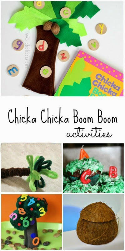 Chicka Chicka Boom Boom Activities ~ Learn Play Imagine - photo#23