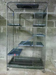Cara Membuat Kandang Kucing Sederhana dan Murah | PintarPet