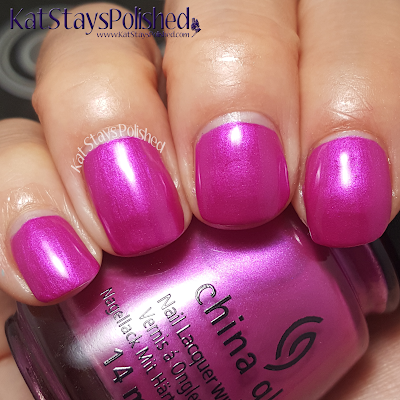 China Glaze - Desert Escape: Don't Desert Me | Kat Stays Polished