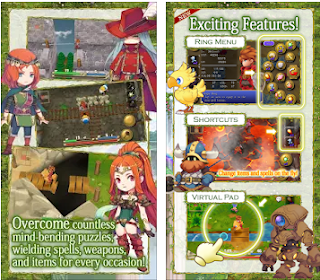 Adventures of Mana Apk Mod Unlimited Money Free for android