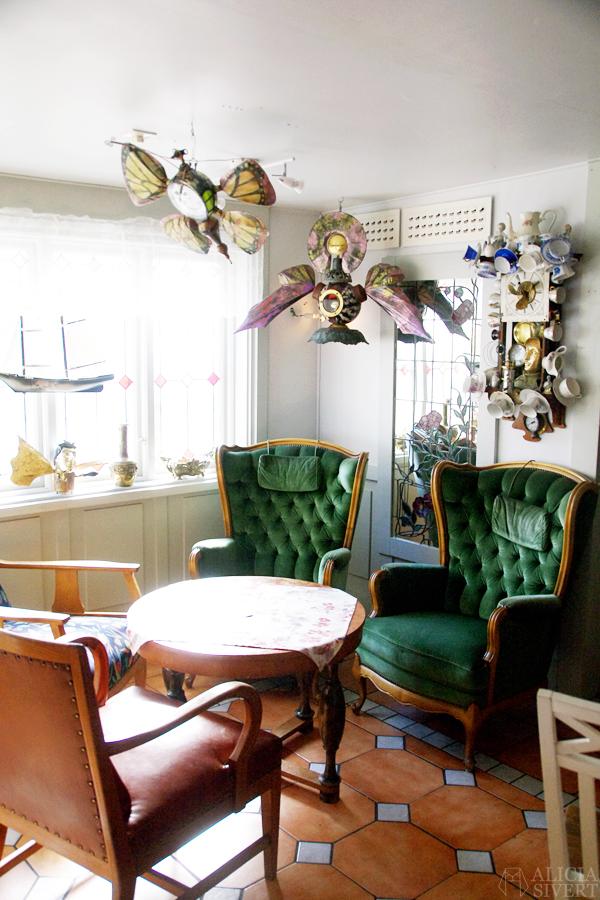 Monthly Makers i Karlsborg, foto av Alicia Sivertsson. Nymans café karlsborgs annex bloggträff blogg kollektiv bloggkollektiv träff umgås vänner skapa skapande kreativitet bloggutmaning
