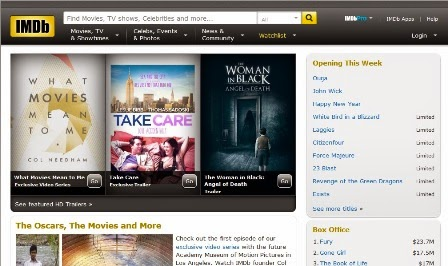 Sites Like IMDB Movie Reviews : eAskme
