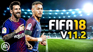 FIFA 18 MOD FIFA 14 V.11.2 Android Offline