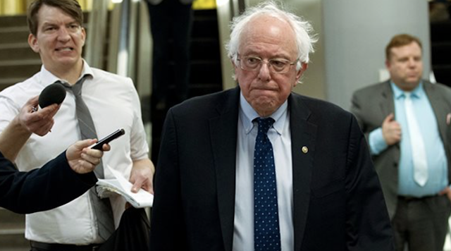 Oh My: Bernie Sanders Says He Was Too Busy To Address Sexual Harassment Claims Infesting His 2016 Campaign