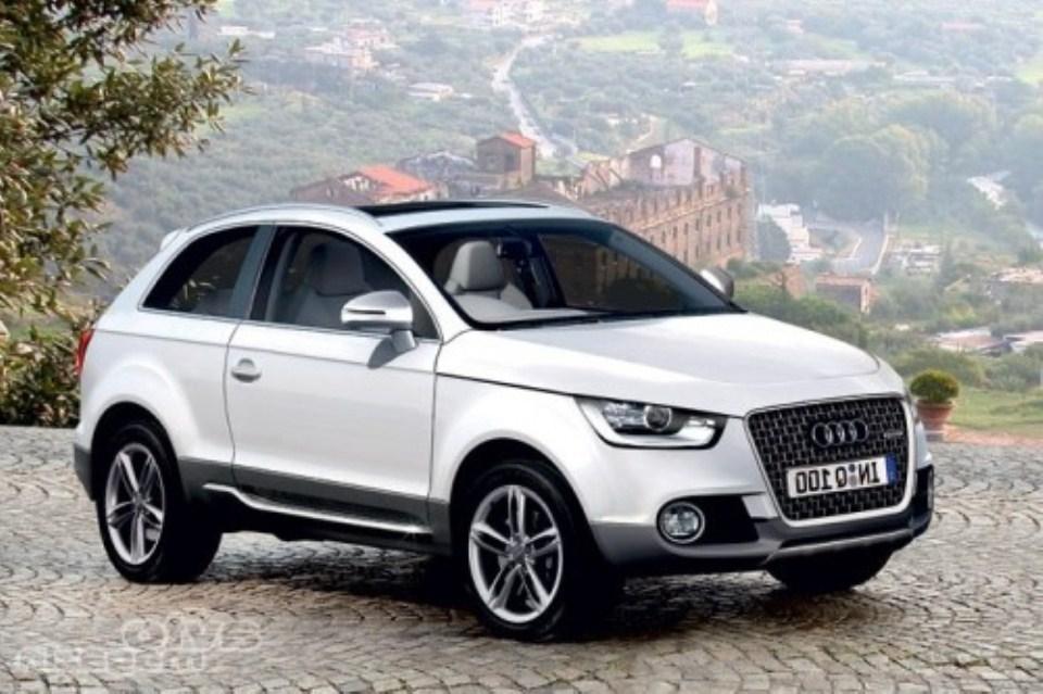 Audi Q1 HQ Photos Gallery