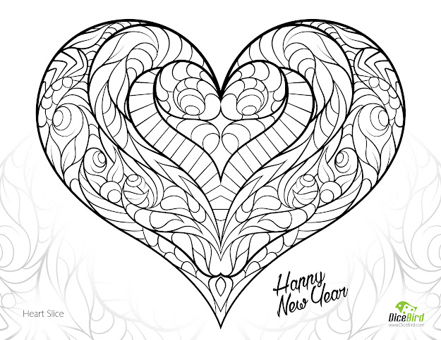 Splendid Design Inspiration Heart Coloring Pages For Adults  Perfect  Ideas Heart Coloring Pages For Adults