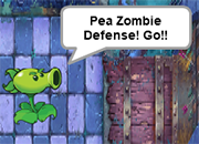 PVZ: Pea Zombie Defense
