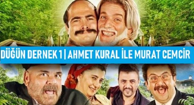 Düğün Dernek 1 Hd Film İzle: Ahmet Kural İle Murat Cemcir Klasiği - Kurgu Gücü