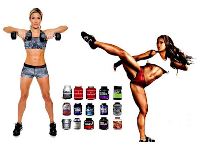 Proteínas para aumentar masa muscular en mujeres
