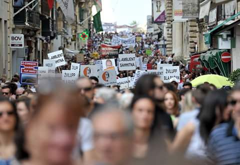 Social Movements - Malta & Beyond