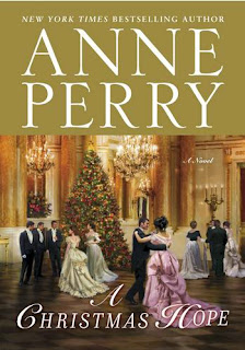 A Christmas Hope by Anne Perry - (Book cover)