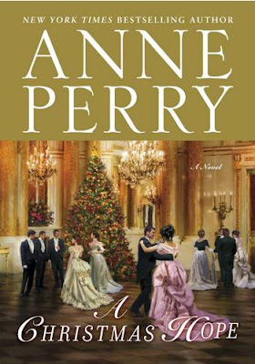 A Christmas Hope by Anne Perry - Front book cover