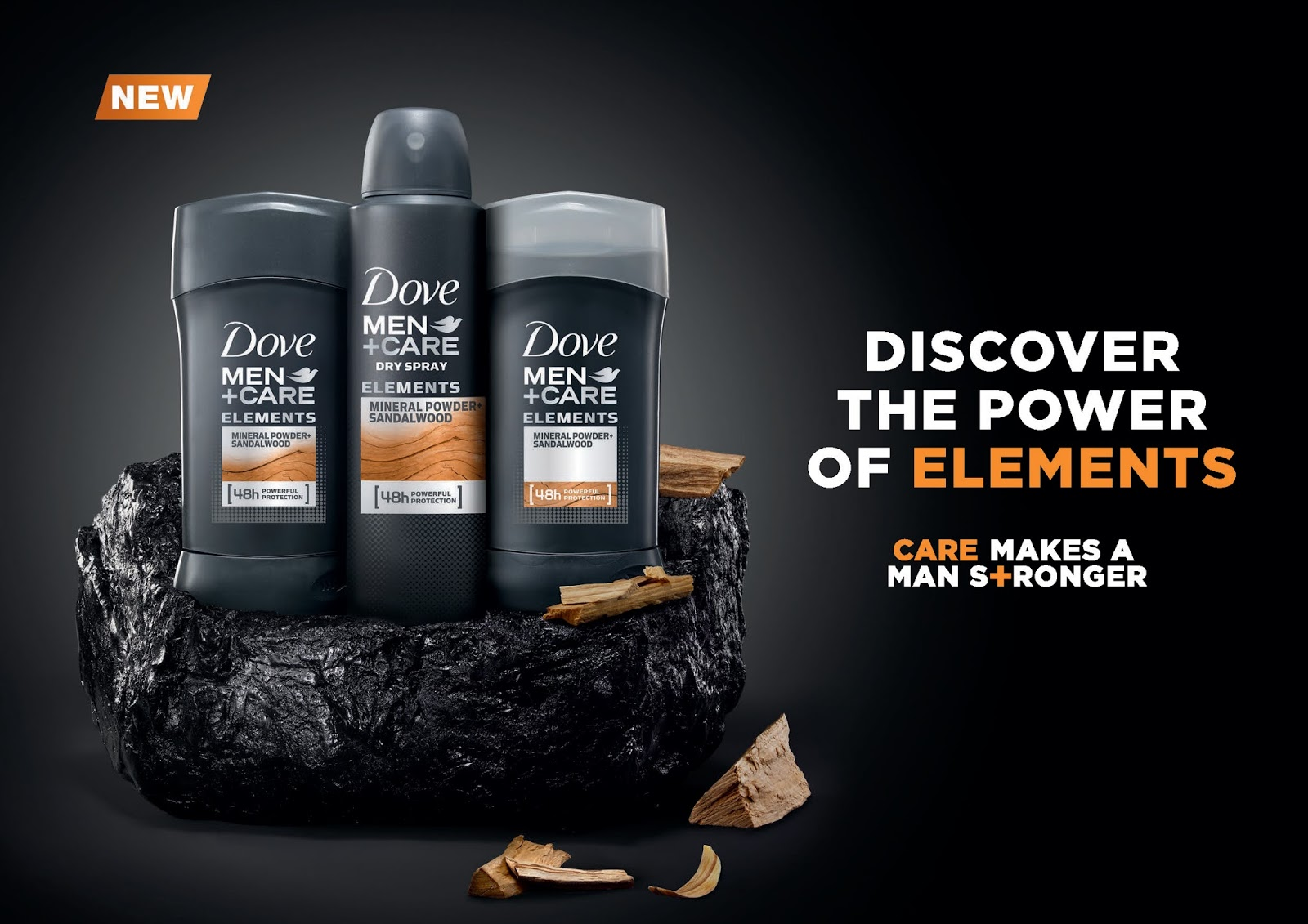 A Geek Daddy Dove Men Care Launches New Elements Nature Inspired Grooming Products