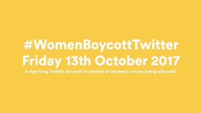 #WomenBoycottTwitter