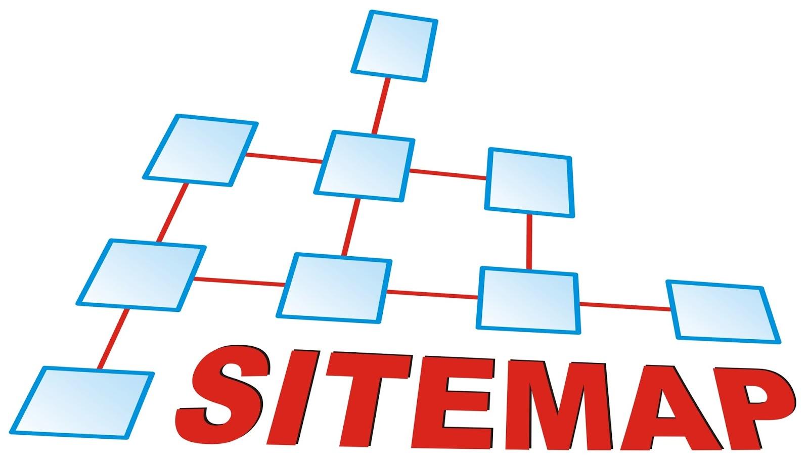 كيفية انشاء خريطة الموقع Sitrmap