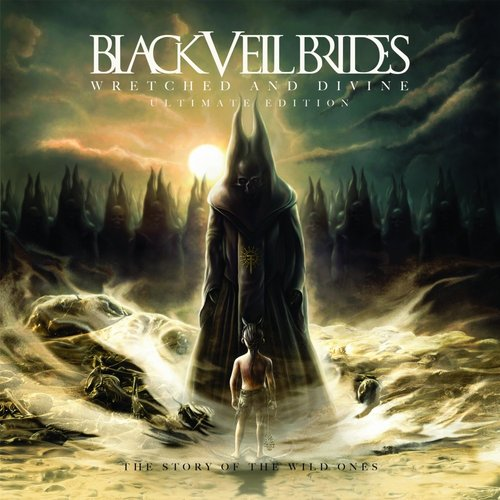 bvb wretched and divine zip