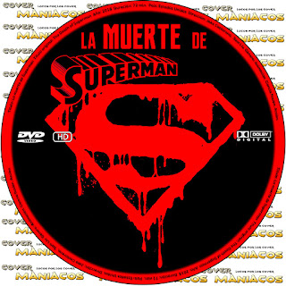GALLETA LA MUERTE DE SUPERMAN - THE DEATH OF SUPERMAN - 2018