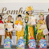 The Winner of Lomba Fashion Show Baju Adat Daerah at PTC Surabaya - 21 April 2018