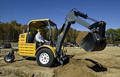 Máy đào mini TMX Mini Excavator