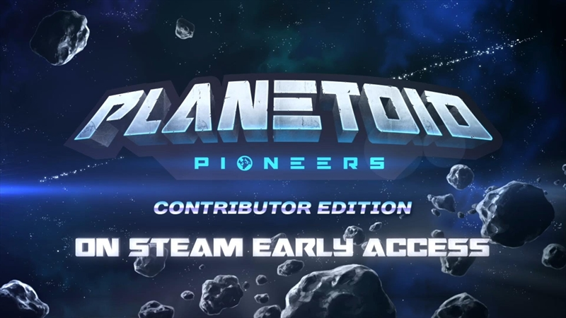 Planetoid Pioneers Contributor Edition Poster