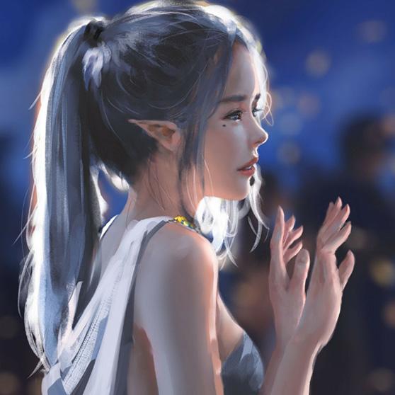 Fantasy Woman 5442 Wallpaper Engine