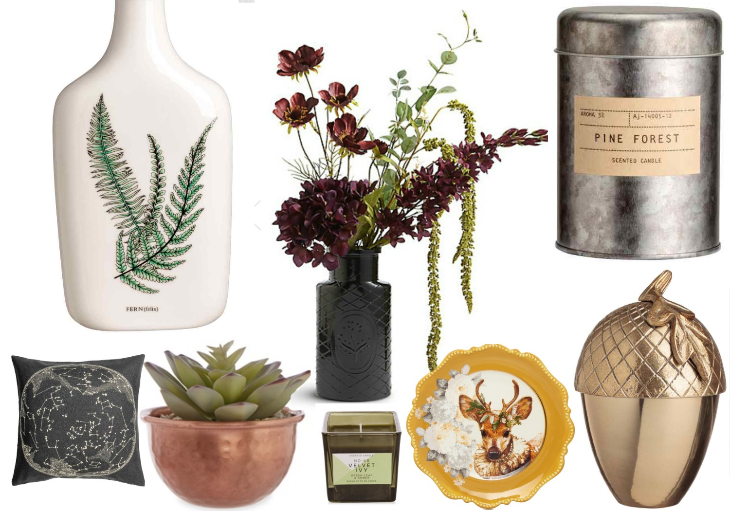 AUTUMN HOMEWARE PICKS