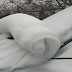 Che neve a CastelVolturno