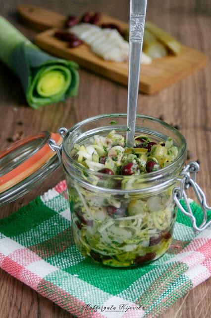 najlepsze sałatki, szybkie sałatki, dania na imprezę, daylicooking, Małgorzata Kijowska
