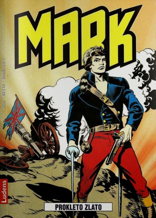 Prokleto zlato - Ludens - Komandant Mark