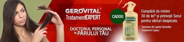 Gerovital - Promotie