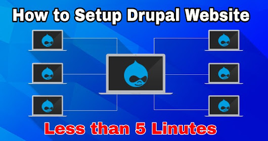How to Install Drupal [Installation]