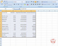 steps to delete rows in ms excel