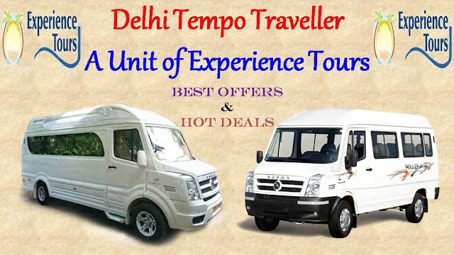 Cheapest Luxury Tempo Traveller on Rent – Tempo Traveller in Delhi NCR