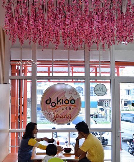 Dokioo Dessert Spring di Cemara