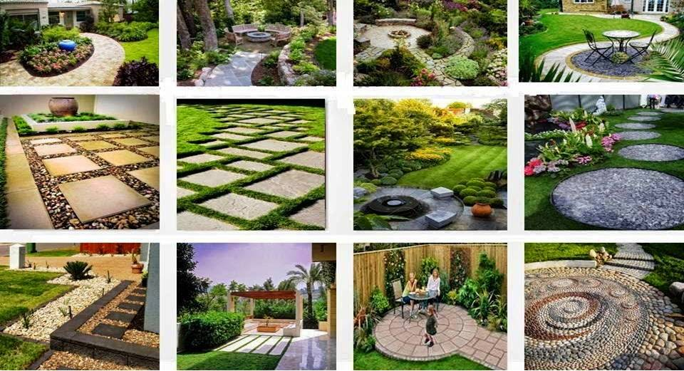 DIY Garden Pathway Design With Stones \u0026 Plant & DIY Garden Pathway Design With Stones \u0026 Plant - Decor Units