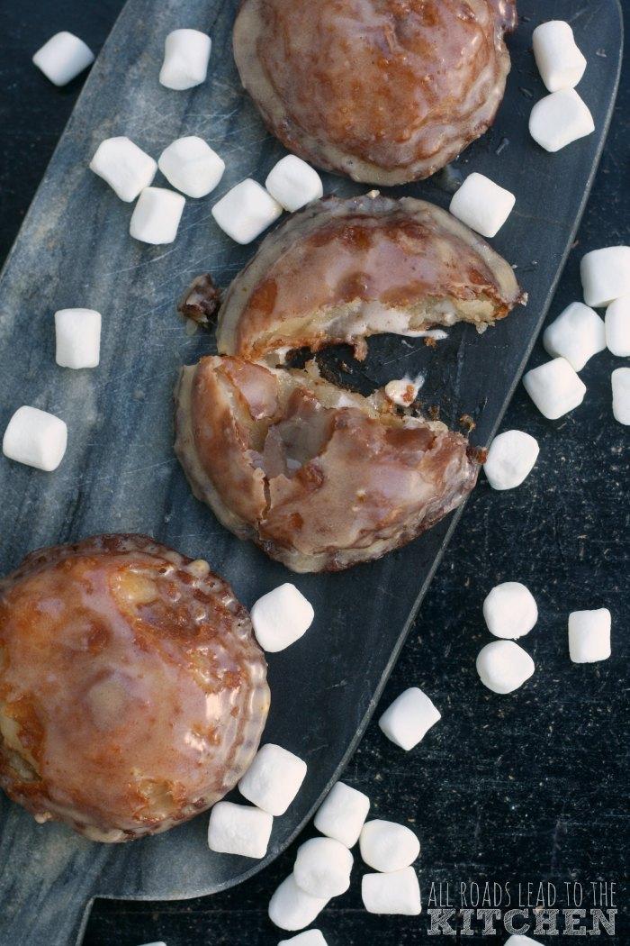 Fried Marshmallow Pies   Gilmore Girls