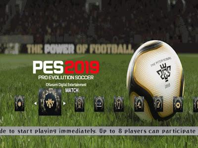 PES 6 PES VOX 2019 Season 2018/2019