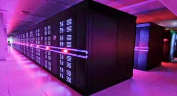 Tianhe-2: supercomputador chinês