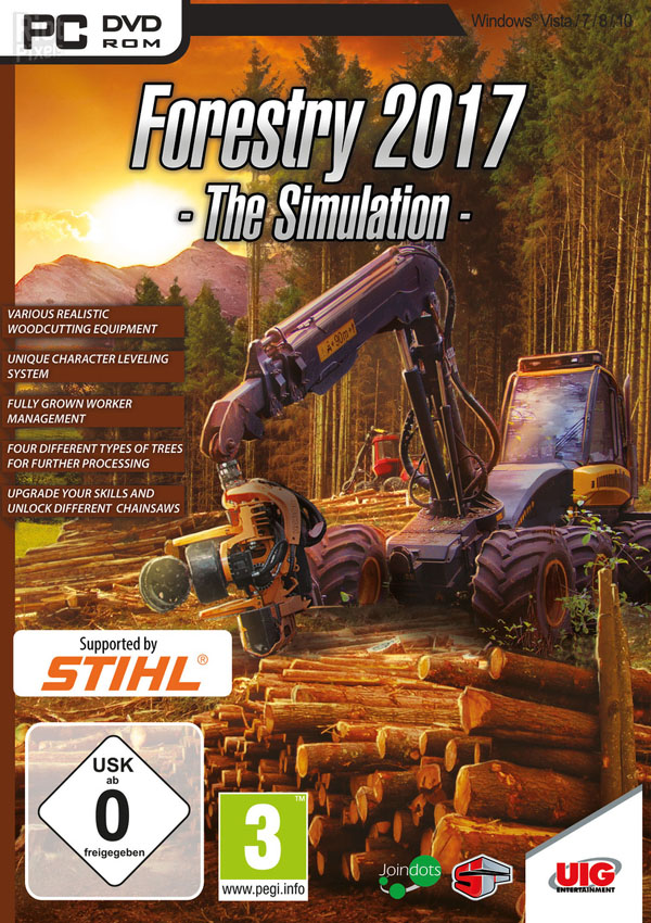 Forestry 2017 Download Cover Free Game