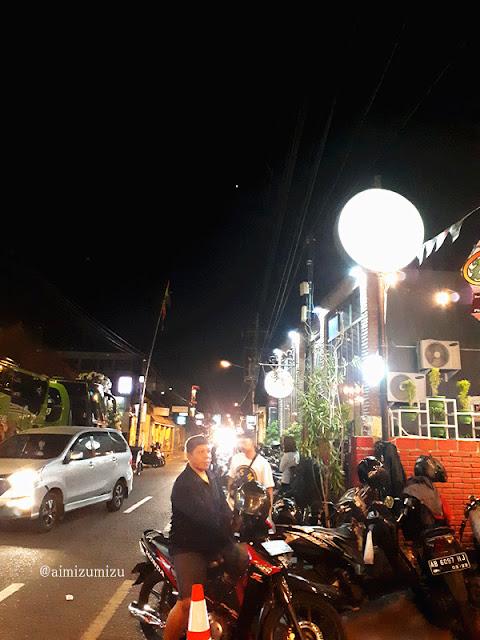 Kulineran Prawirotaman Street
