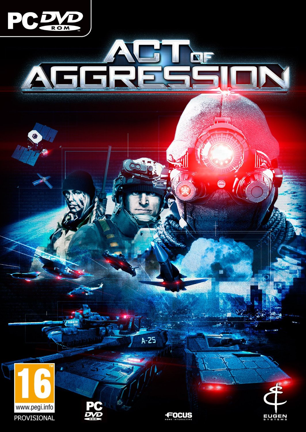 act of aggression reboot edition