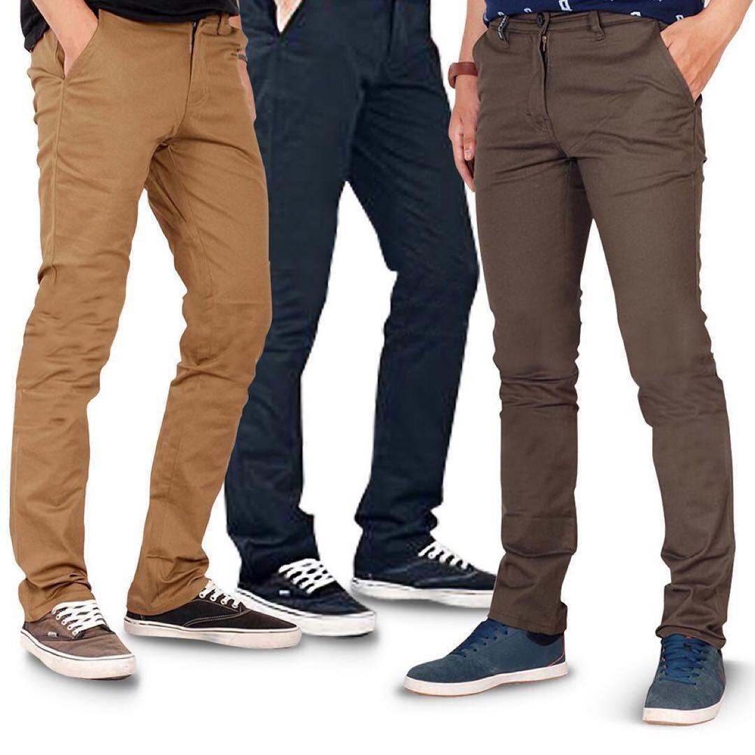 Celana Untuk Batik Pria: Tips Memilih Pakaian Untuk Kuliah Agar Terlihat Keren