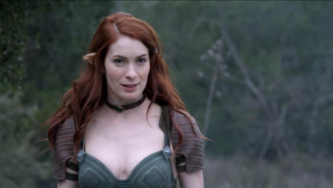 Fantasy Flix: Dragon Age: Redemption (TV Series 2011)