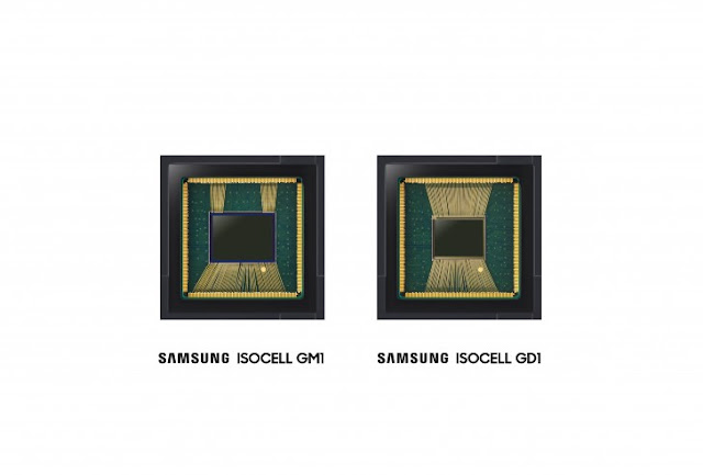 Samsung announces two new ISOCELL sensors
