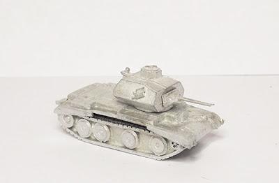 BRV9 - A13 Mk IIa / Cruiser Mk IVa (Besa)